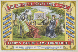 Advert For Fenby's Camp Furniture(014EVA000000000U06338000)
